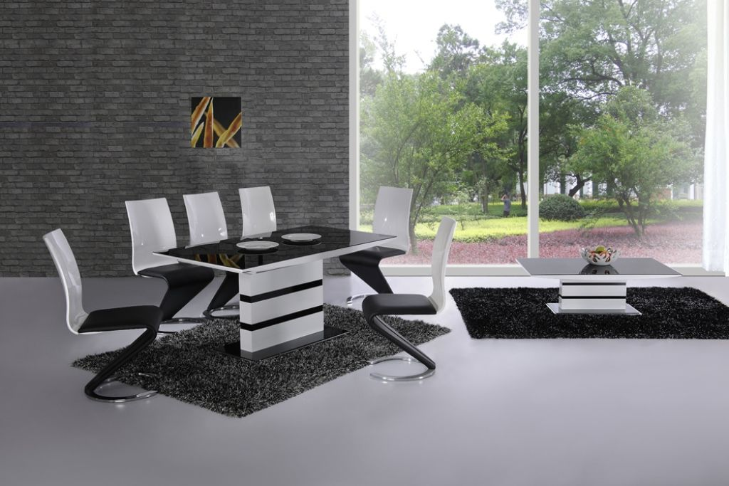 Amazing K2 Grey White Small Or Large Extending Table Swish Chairs Dailytribune Chair Design For Home Dailytribuneorg