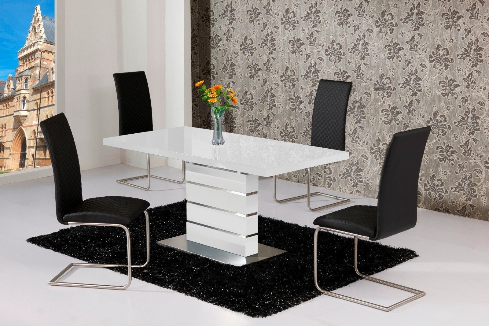 chair match cappuccino set kol and sets collections kitchen mix fine item furniture dining table piece coaster