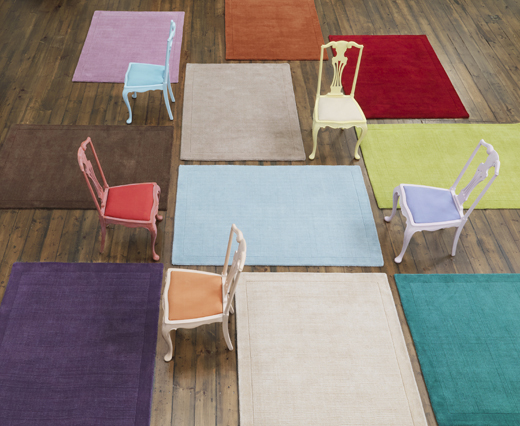 York Rugs 100% Wool From £59 Click For More Colours